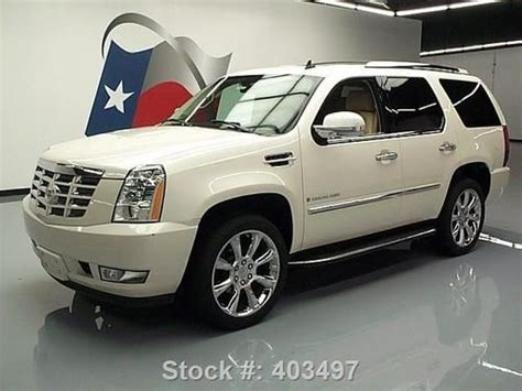 how can i learn about cars 2007 cadillac escalade parental controls buy used 2007 cadillac escalade sunroof nav rear cam dvd 40k mi texas direct auto in stafford
