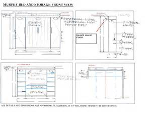 Download murphy bed plans pdf plans free