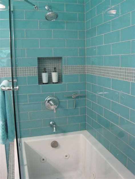 Glass Bathroom Tiles Shower 279 Best Shower Tile Glass And Of Pearl Shower Tile Images On Pinterest Subway Tiles