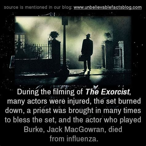 the exorcist film conspiracy unbelievable facts