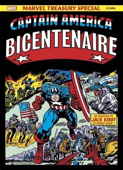 captain america bicentenaire bd informations cotes