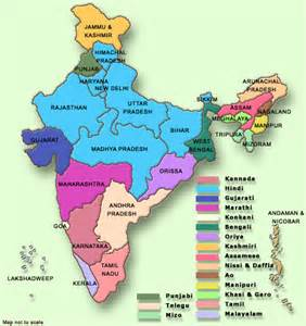 India Religion Map by India Values