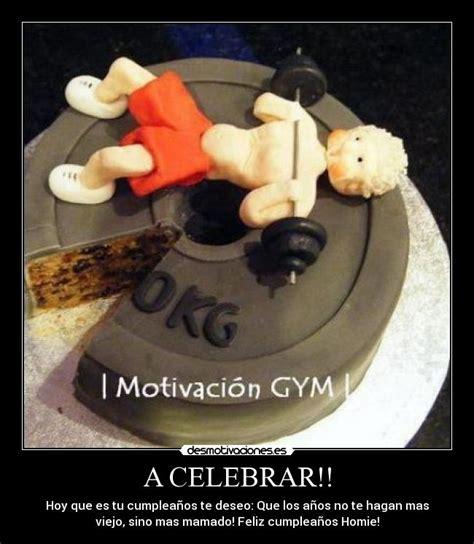 imagenes motivadoras para el gym a celebrar desmotivaciones