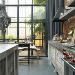 modern industrial kitchen kitchen planning ideas