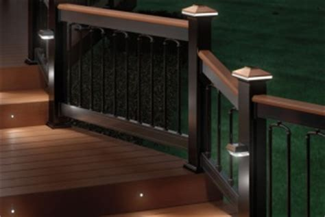 solar lights for deck stairs deck lighting outdoor deck lighting products low