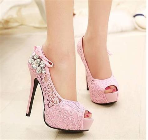 ahora yo plataforma actual zapatos rosados we heart it lovely shoes