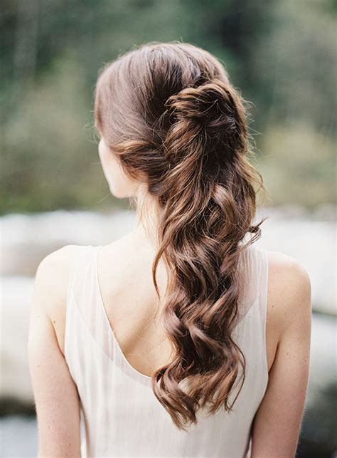 wedding hair on sunday 5 wedding day hair styles lindsey brunk