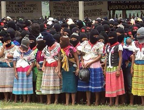 imagenes mujeres zapatistas arranca congreso de pueblos zapatistas y pueblos