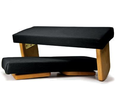 zazen bench folding upholstered meditation bench the monastery store