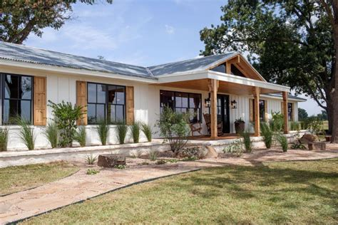 chip and joanna house fixer upper a family home resurrected in rural texas