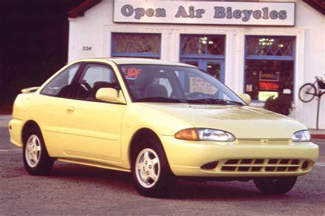 mitsubishi mirage 1993 1993 96 mitsubishi mirage consumer guide auto