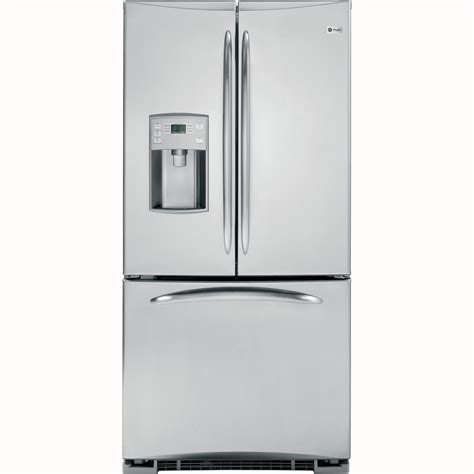 ge profile door fridge ge profile pfss2mjyss profile series 22 2 cu ft