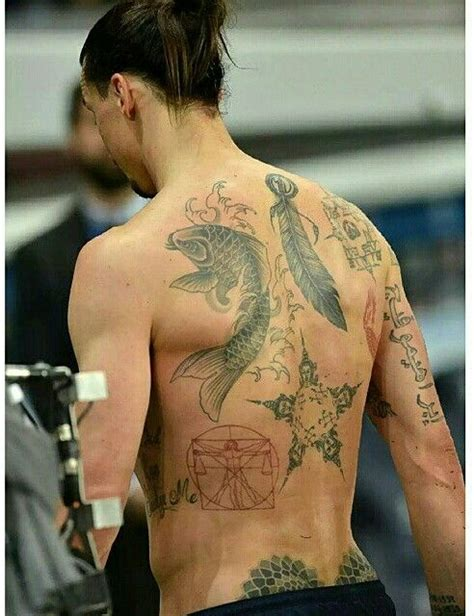 zlatan ibrahimovic u0027s incredible tattoos best 25 zlatan ibrahimovic tattoos ideas on