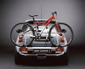 Mini Cooper Coupe Bike Rack Mini Cooper Parts And Mini Cooper Accessories Mini Mania