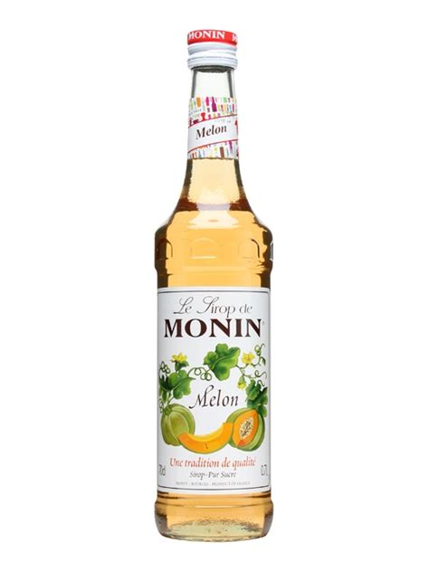Melon Fo Syrup Sirup Mocktail Sirup Cocktail monin melon syrup the whisky exchange