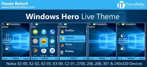 theme windows 10 nokia c3 windows 10 hero theme themereflex
