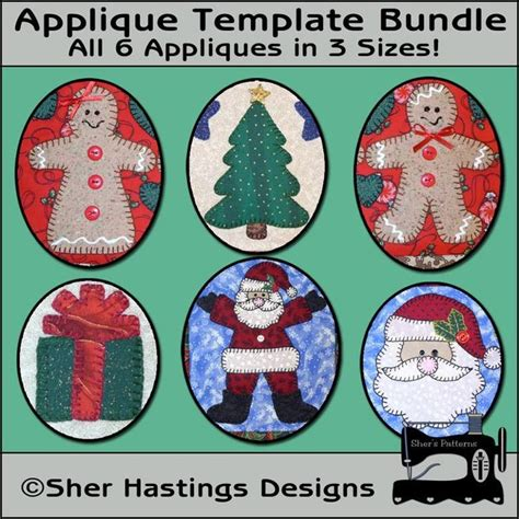 patterns for christmas appliques 17 best images about appliques on pinterest christmas