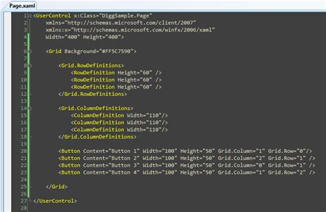 xaml layout manager silverlight 4 tutorials silverlight layout controls