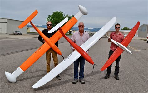 Drone Fixed Wing uasusa gets federal green light for fixed wing tempest recon drones unmanned aerial