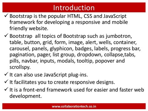 bootstrap jumbotron form introduction to bootstrap