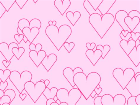 themes pink love pink love heart backgrounds wallpaper cave
