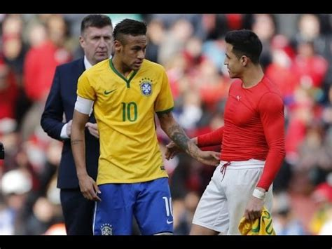 alexis sanchez vs neymar alexis sanchez vs neymar jr amazing skill show 2016 co