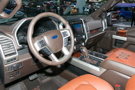 Ford King Ranch Interior by 2018 Ford F 150 Look 40 Fabulous Motor Trend