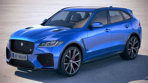 Jaguar Svr 2019 by Jaguar F Pace Svr 2019