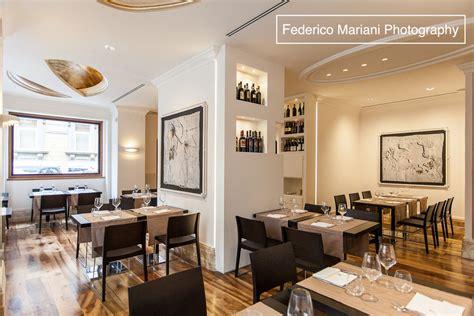fotografo di interni george restaurant roma italia federico mariani