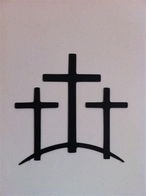 metal crosses wall decor cross
