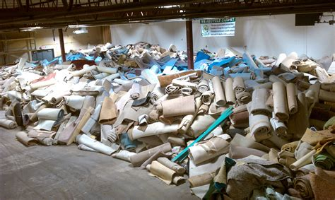 rug disposal surfaces transport expands its carpet recycling program