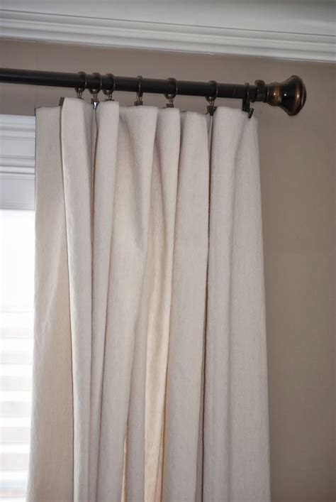 17 Best Ideas About Drop Cloth Curtains On Pinterest