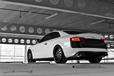 project kahn announces the new audi a5 coupe sport