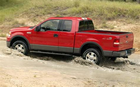 2004 ford f 150 fx4 price, reviews, specs & road test