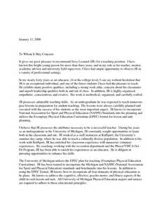 eagle scout letter of recommendation best template