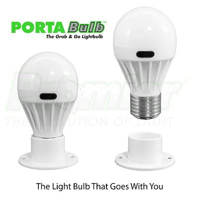 battery powered led light switch promier porta bulb battery powered light bulb portable