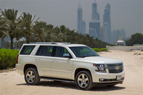 2015 chevrolet tahoe 2015 chevrolet tahoe reviewmotoring middle east car news