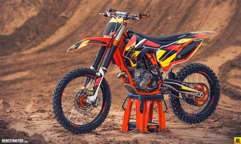 Ktm Powerparts Graphics Ktm Powerparts Offroad 2015 Derestricted