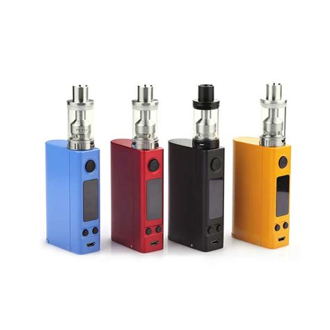 Joyetech Evic Vtc Dual 75w 150w With Ultimo Vaporizer Starter Kit Joyetech Evic Vtc Dual With Ultimo Starter Kit 4 0ml 75w 150w