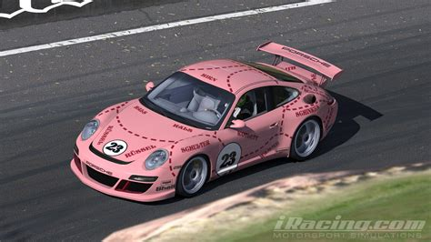 Porsche 917 Pink Pig by Pink Pig Porche By David Hingston Trading Paints