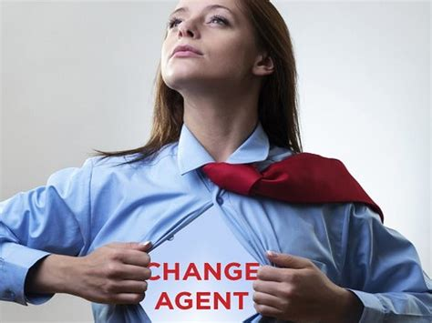 Change Agent | how to align organisational change agents to common goals