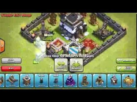 phim buc bi mat 1 tap 5 clash of clans best town 9 trophy base