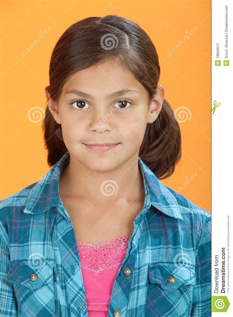 little girl mexican model cute little girl stock image image of girl mexican
