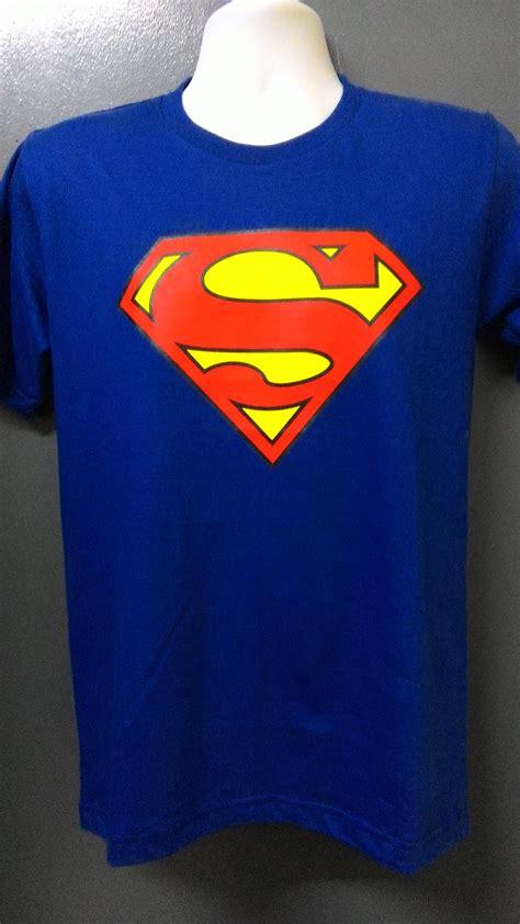 Tshirt Superman Logo Hitam superheroes t shirt superman logo tshirtsgarage