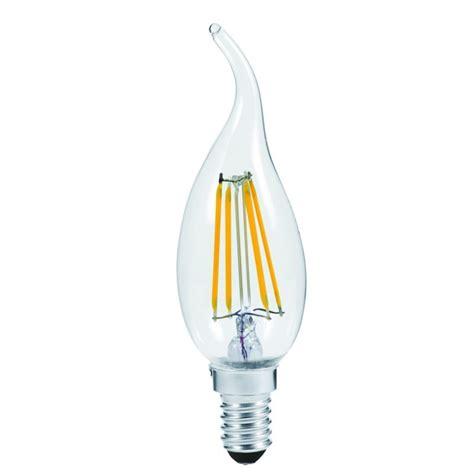 led len e14 led filament sviečka e14 4w