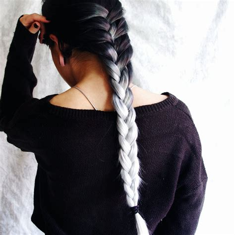black and white color hairstyles 20 french braid hairstyles design trends