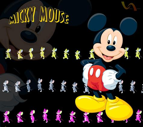 wallpaper mickey mouse biru download mickey mouse live wallpaper for android mickey