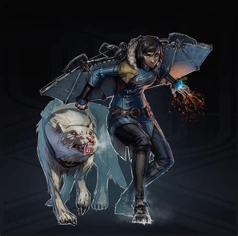 legend of korra dishonored fsrx 22 by zededge on
