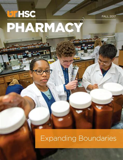 Usc Pharmd Mba by Uthsc Pharmacy Magazine Fall 2017 By Of