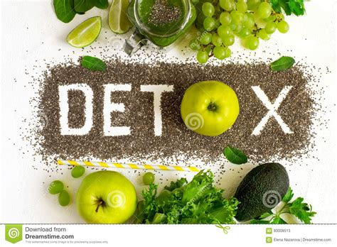 Detox Diet With Chia Seeds by Word Detox Is Made From Chia Seeds Green Smoothies And